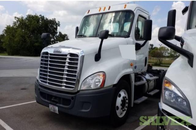 Freightliner Cascadia 125 T/A Tractor 2014