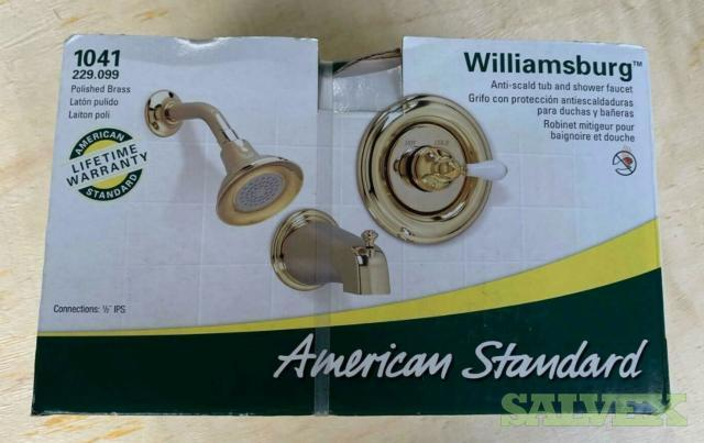 American Standard Shower Tub Single Hand Faucet