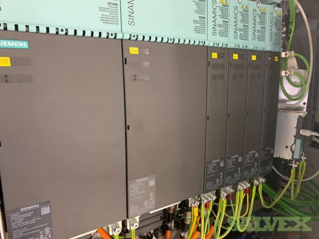 Siemens XBasic HT8 840D Controller Cabinet