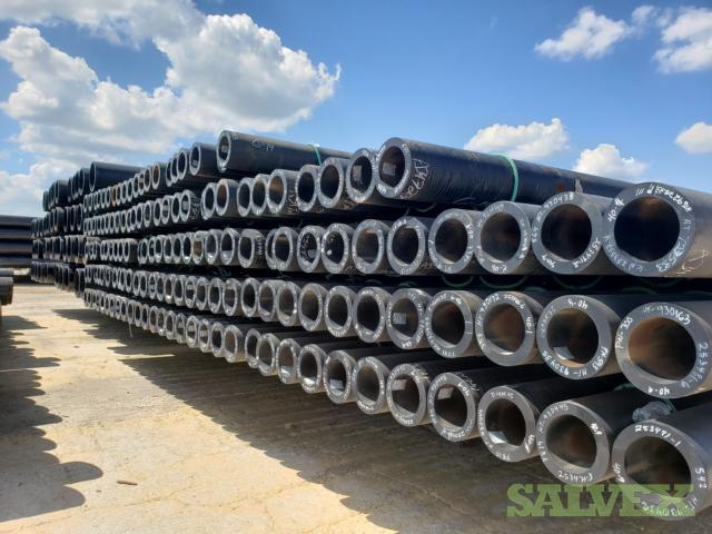 10 3/4 X65 SMLS Surplus Line Pipe (27,983 Feet / 1,911 Metric Tons)