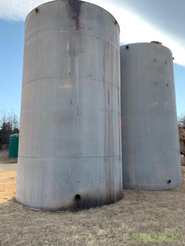 Steel- Fiberglass Tanks, 210-300bbl, Separator, Heater Treaters, Pumping & Production Units
