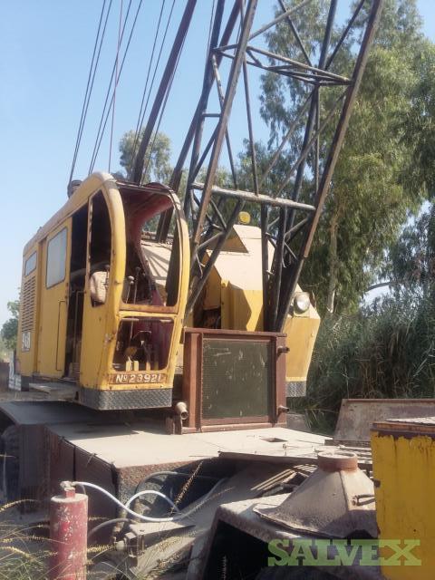 P&H Mobile Crane