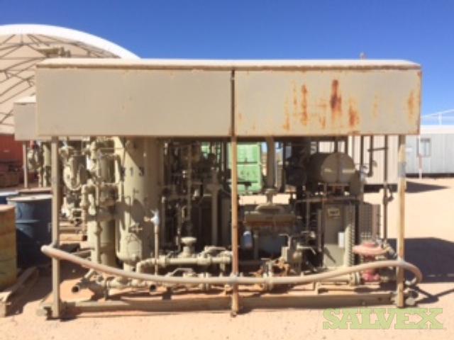 GasJack Compressors (23 Units)