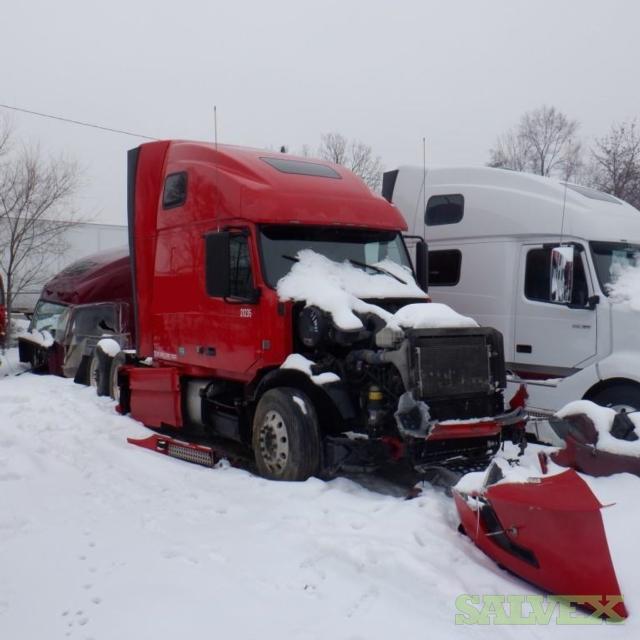 Volvo VNL64T Heavy Truck 2012