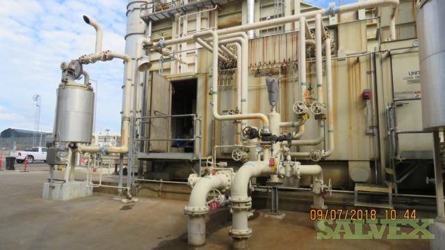 GE Generators GEK-98750, Air Cooled, Wye, 3ph, 60Hz, 3600rpm, 46,680kVA, Year 1991 -