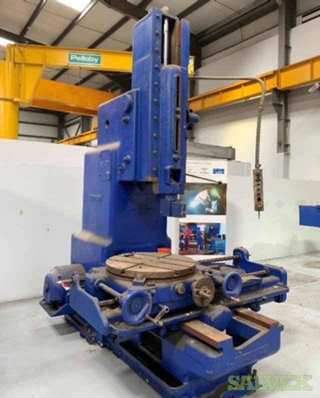 Rockford Hydraulic Slotting Machine