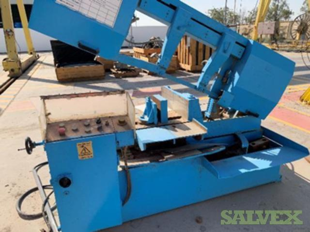 Bigstone MT40 CF450M Miter Band Saw
