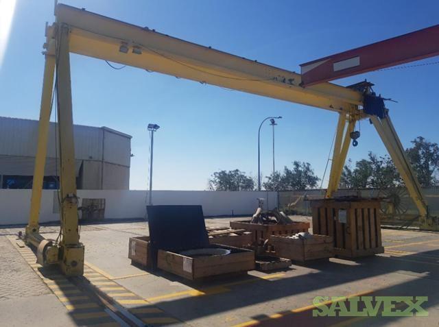 Overhead Crane (16 Ton)