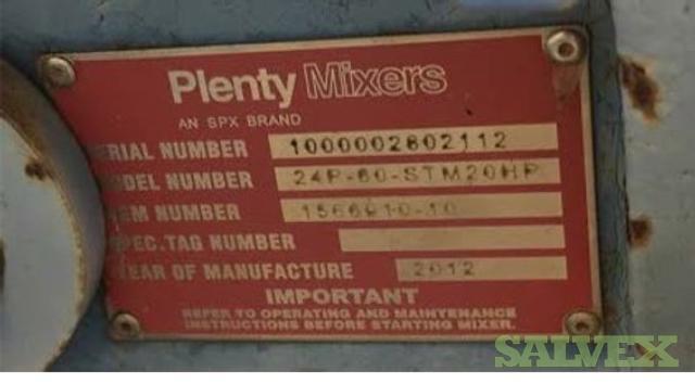 Mixer Plate