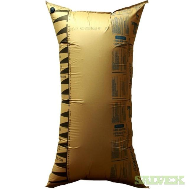 Dunnage Bags 4-Ply 48 X 84 with Jet-Max (600 units)