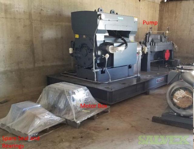 PumpWorks 610 Mainline Pump Model PWM (1 Unit)