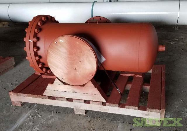 Weamco Type FV Fabricated Vertical 16 Strainers (4 Units)