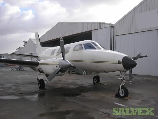 Fairchild-Swearingen SA26-T Merlin II 1989 Aircraft