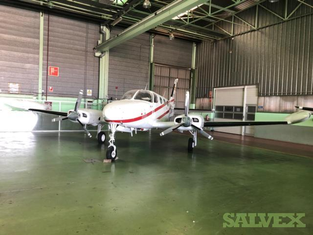 Cessna 340 Aircraft  (1 Unit)