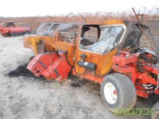 Flory 7630 Nut Sweeper 2018 (Fire Damaged) in California