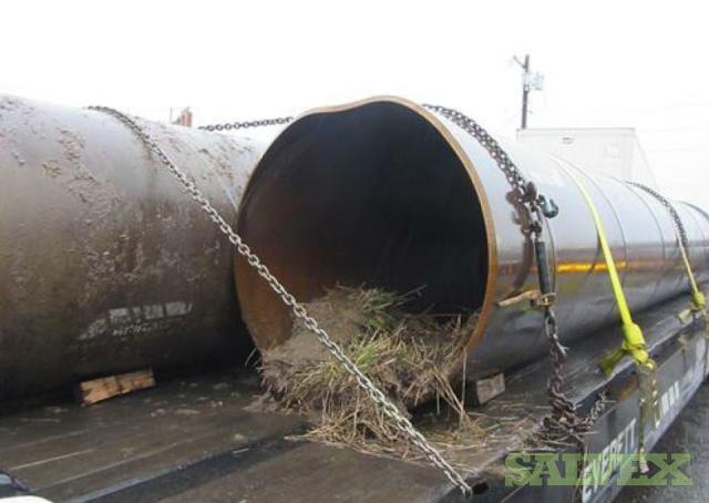 48 1WT GR 3 Scrap Line Pipe (120 Feet / 27 Metric Tons)