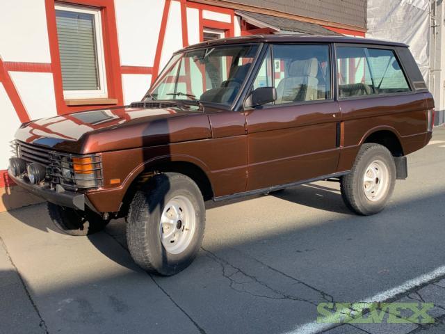 Range Rover Classic 2 Door Vogue 200 tdi Diesel (1993)