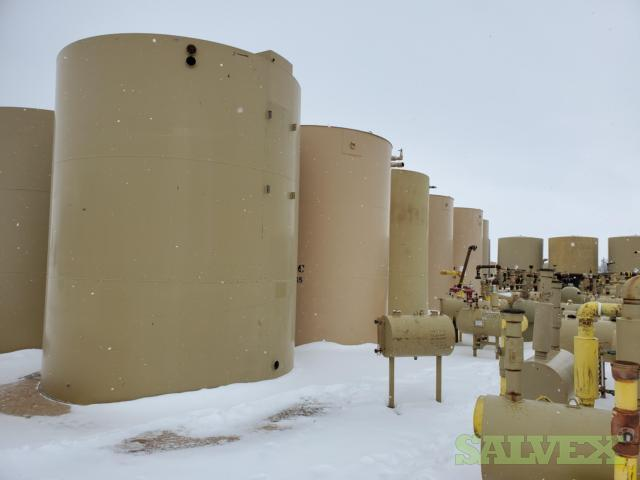 Steel Tanks 12X15 300BBL