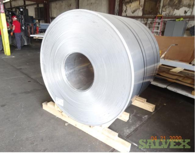 3.2mm Aluminum Coils (99.70%)