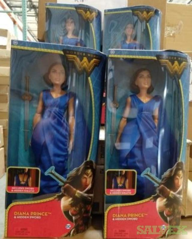 Toys: Honestly Cute Babies, Zhu Zhu Pets, Wonder Woman Evening Gown Action Doll, Mego Charlie's Angels Kelly Garrett Action Figure 8 (3,550 Units) in California