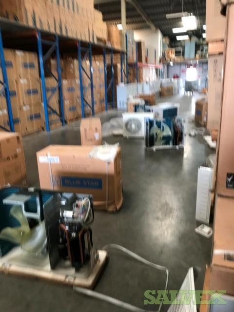 Industrial Size AC Units (522 units)