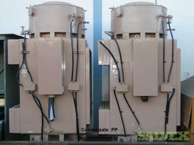 Turbines, Pumps, Motors, Vacuum System (16 Units) in Arizona