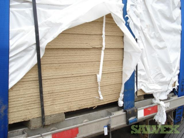 Wood Fiber IBP ½? x 48? x 8? (44,380 lbs)