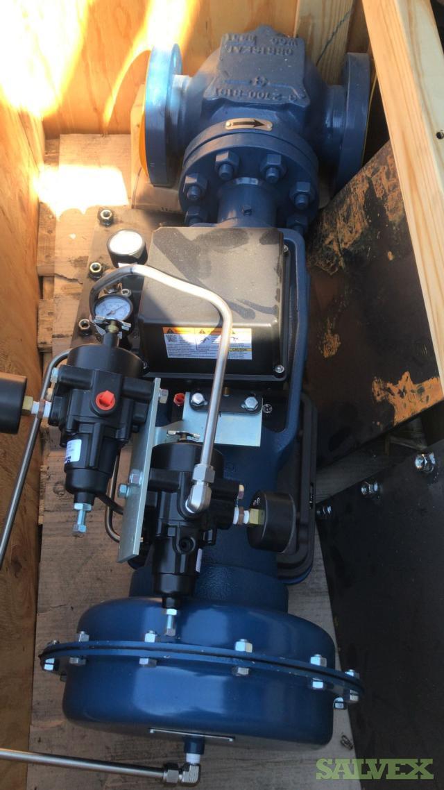 OCTG Equipment UCP, Valves, Regulators, Pumps, Thermometers (311 Pieces)