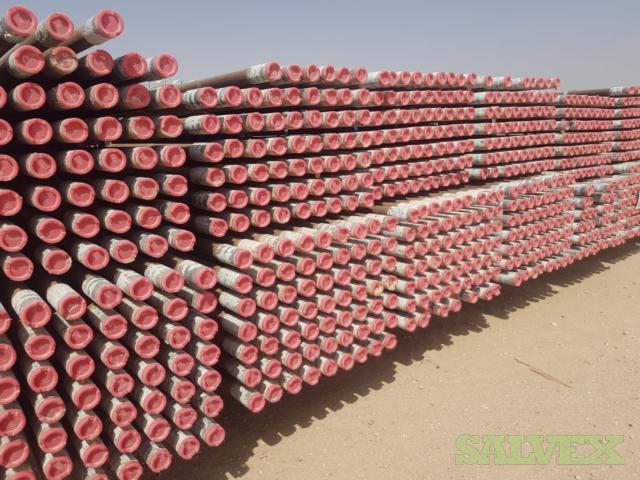 2 3/8 4.60# HP2 13CR110 JFE BEAR R3 Surplus Tubing (42,480 Feet / 89 Metric Tons)