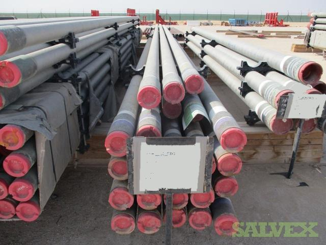 4 1/2 17# SM2550-110 Vam Top Surplus Tubing (2,780 Feet / 21 Metric Tons)