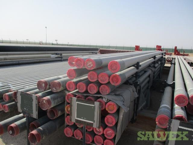 4 1/2 11.60# SM25CRW-125 Vam Top R2 Surplus Tubing (960 Feet / 5 Metric Tons)