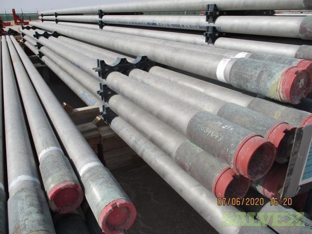 5 1/2 20# SM25CRW-125 VAM TOP HC R2 Surplus Tubing (420 Feet / 4 Metric Tons)