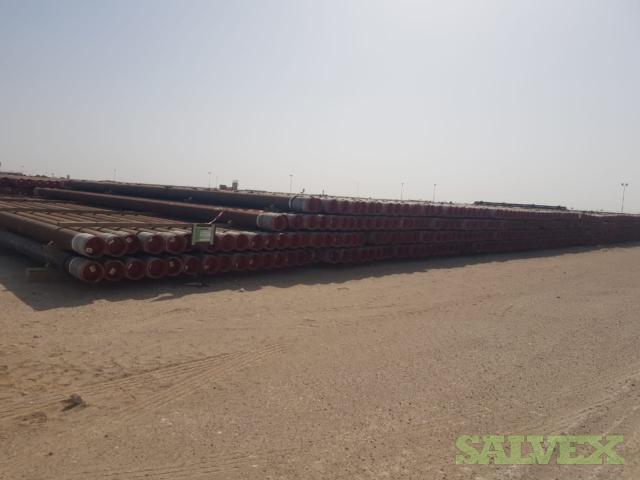 9 7/8 62.80# T95 Vam Top R3 Surplus Casing (20,600 Feet / 587 Metric Tons)