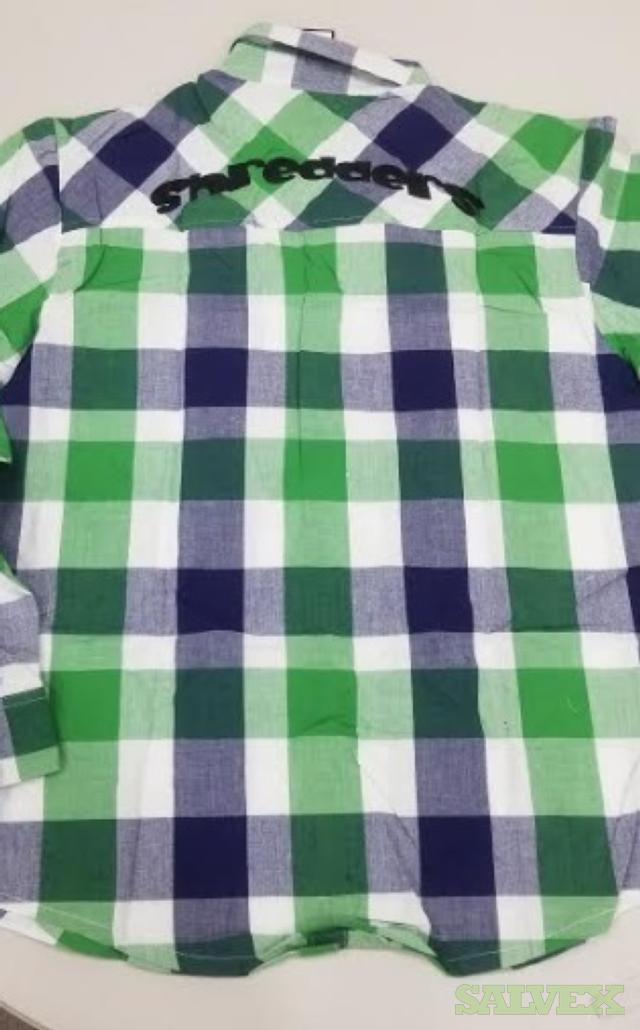 Shirts (600 Pieces)
