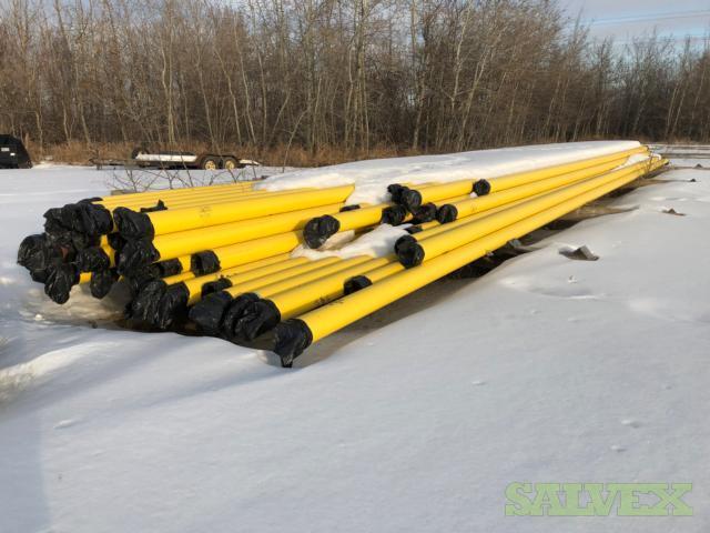 4 1/2- 16 Surplus Line Pipe (4,507 MT)