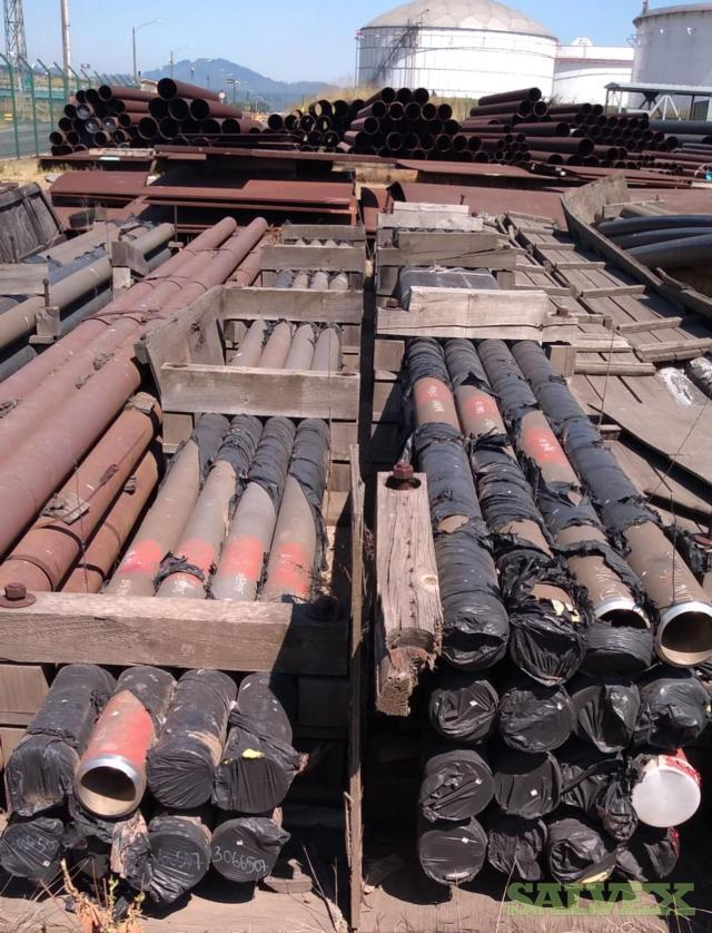 Surplus Stainless Steel Special Alloy Tube