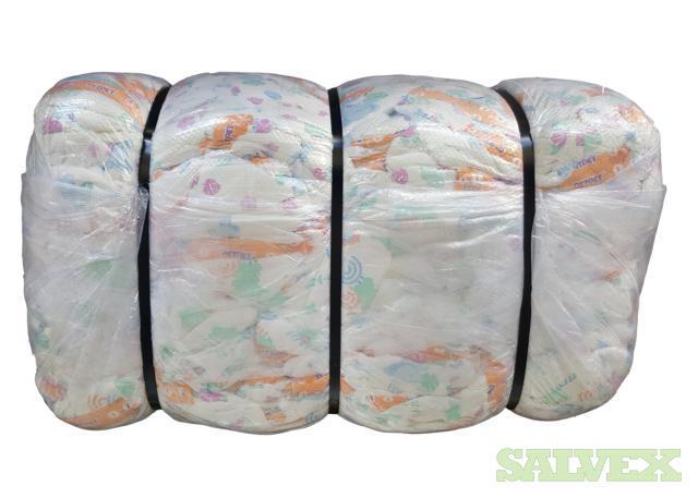 Premium Bale Baby Diapers (540 Bales)