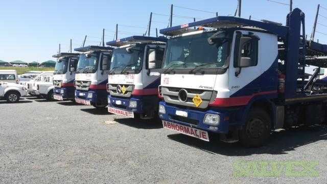 Mercedes Benz Trucks (23 Units)