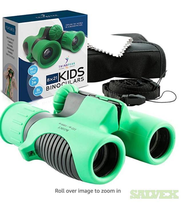 Think Peak Toys Kids Binocular Sets 8x21 (342 Sets)