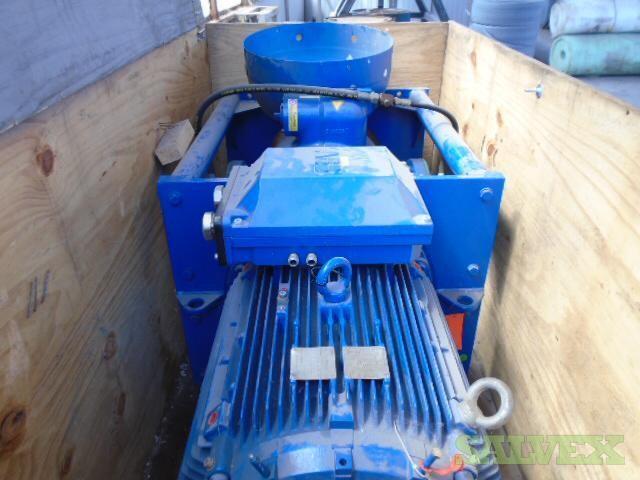 Bornemann Screw Pump with Motor 110 kW 380 Volt (1 Unit)