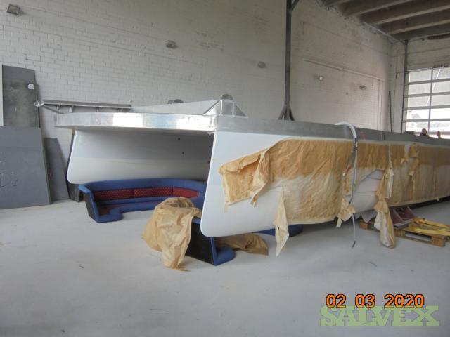 Munanta Brand Catamaran Boat - 20 Person Capacity (Under Construction)
