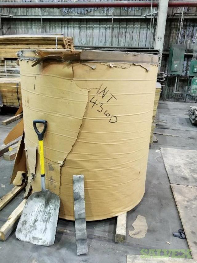 Paper Roll (14,360 lbs)