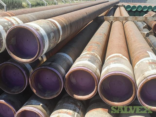 9 5/8 53.50# VM110SS Vam Top R3 Surplus Casing (3,320 Feet / 81 Metric Tons)