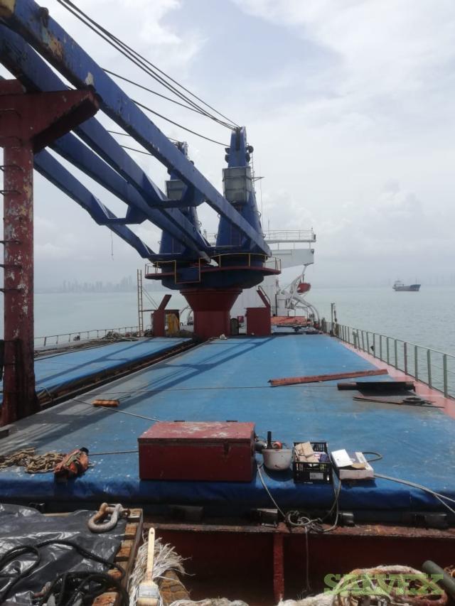 General Cargo Vessel (Scrap Over 1,000 MT)