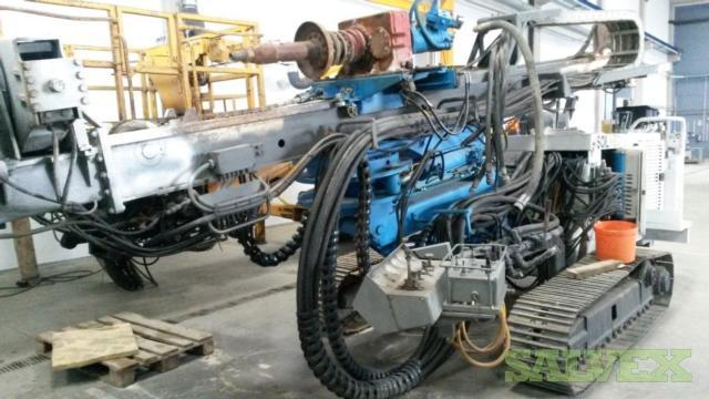 Soilmec Geotechnical Drilling Machine SM-400, 2002