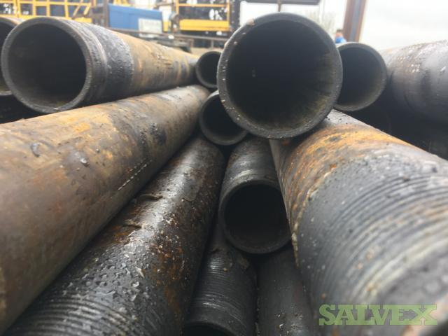 2 7/8 7.8# 13CR90 TC4S  R3 Used Tubing (9,300 Feet / 33 Metric Tons)