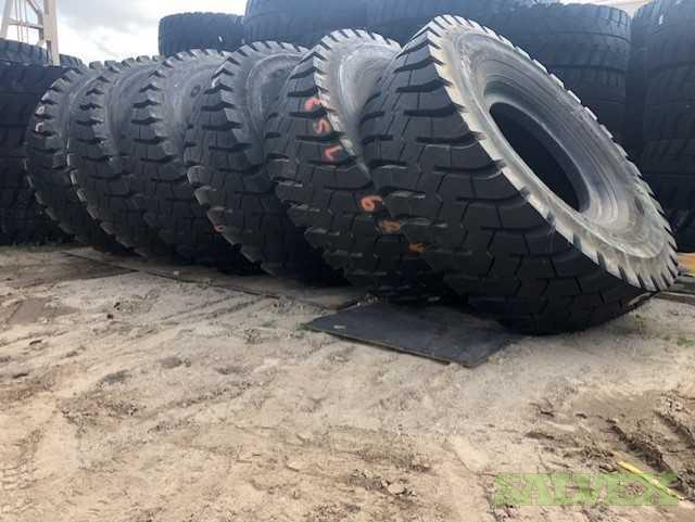 Goodyear 46/90R57 RM4A  E4 6SL Giant Mining Tires (6 Units)