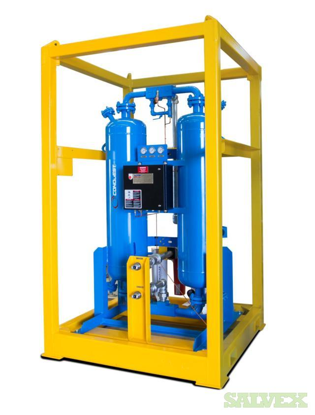 Jemaco Brand Heatless Air Dryers - Delivers Up To 404 CFM (1 Unit)