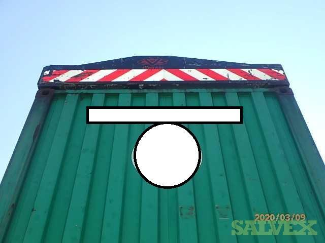 40'GP Shipping Container