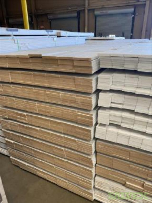 Pac Prime MDF Molding Products (7,064 pieces)